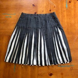 Perfect J Crew Pleated Skirt!!
